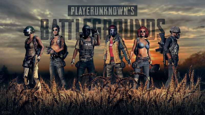 Review Game Populer PUBG (Playerunknown's Battlegrounds)