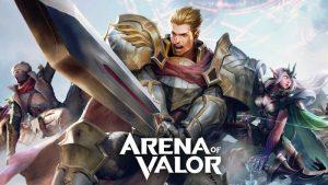 Trik Main Arena of Valor (AoV) untuk Pemula
